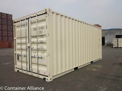 2013 20′ One Trip Containers