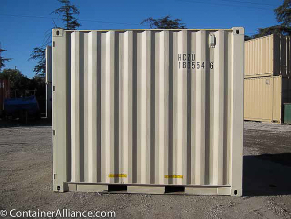 10' One Trip Container Top