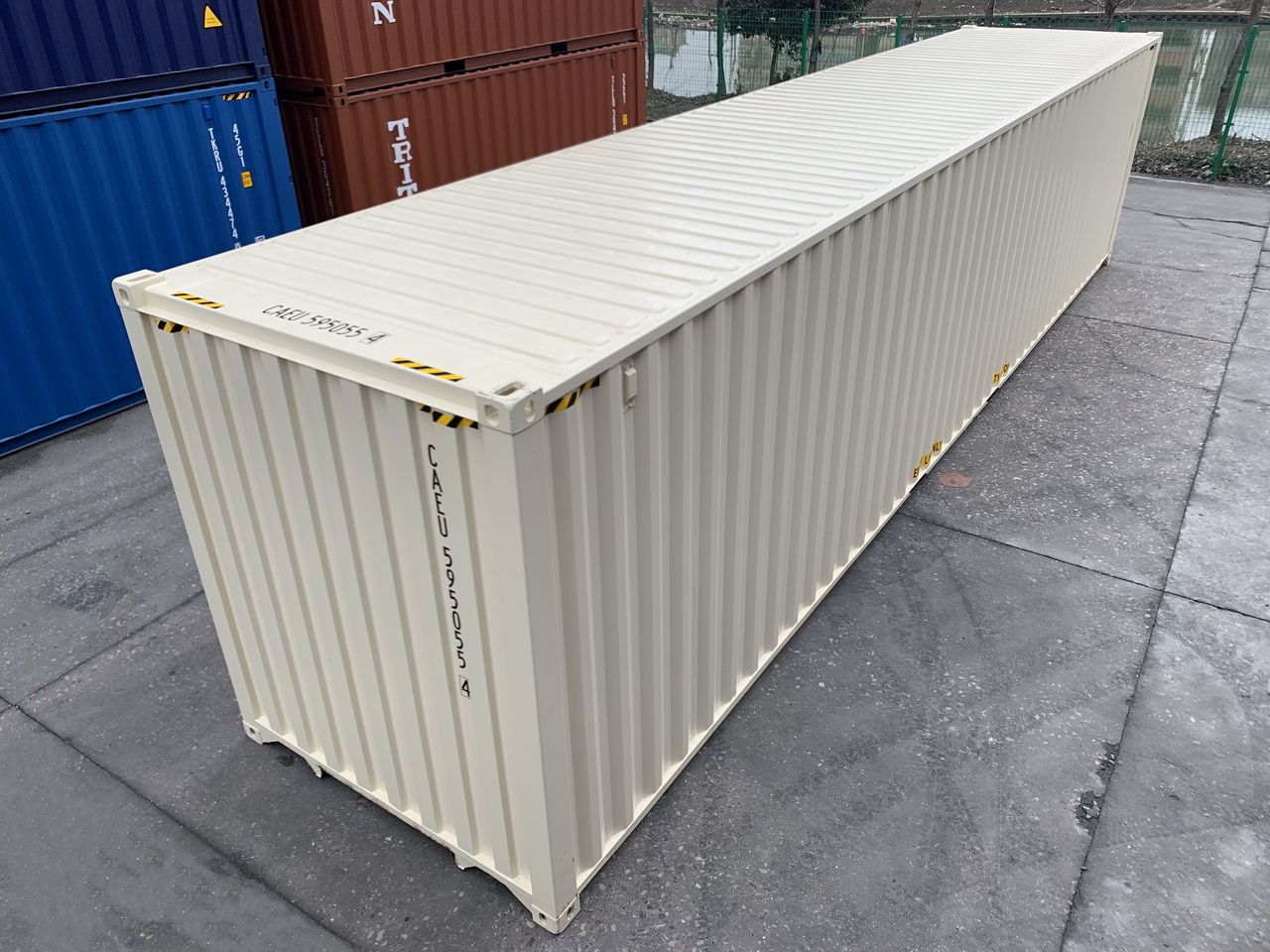 40' High Cube Container