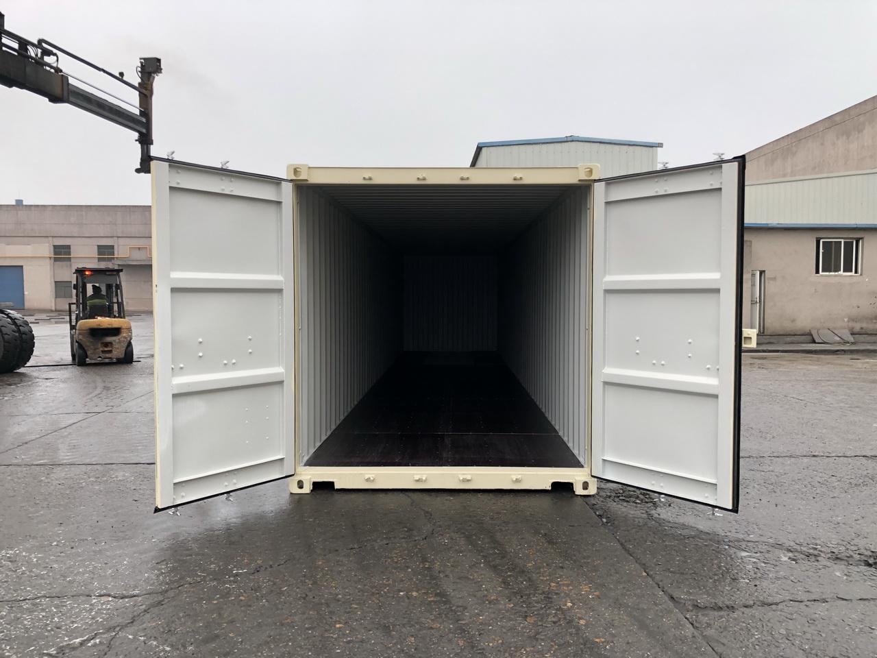 40' Rental Storage Container Los Angeles, CA