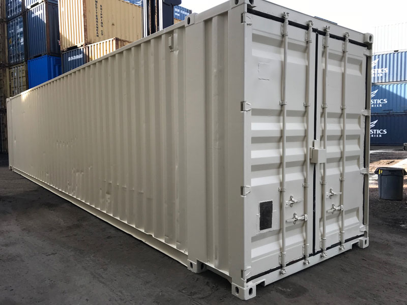 45' High Cube Refurbished Container