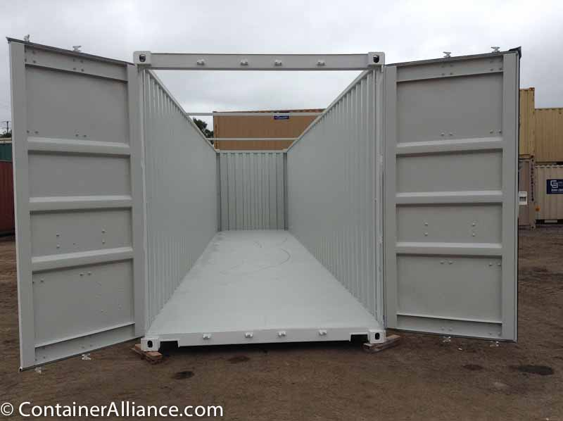 Missile Launch Container Open