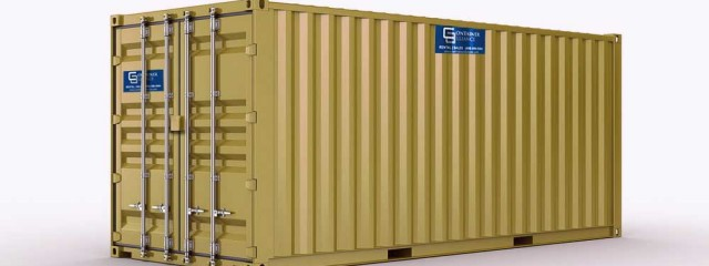 20ft ISO Container Rental