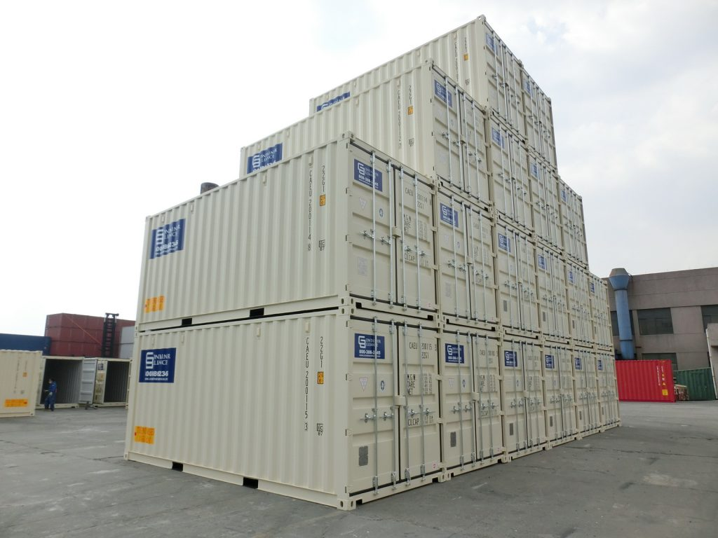 Los Angeles Storage Container Rentals