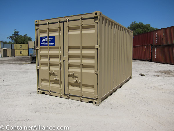 10' Refurbished Container