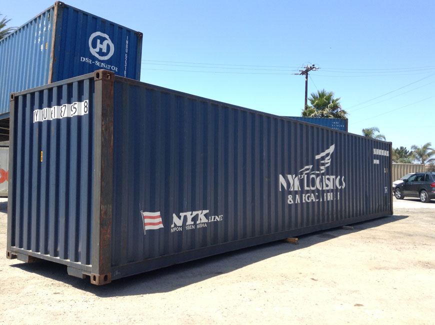 40' IICL-5 Container