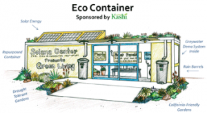 The Eco Container