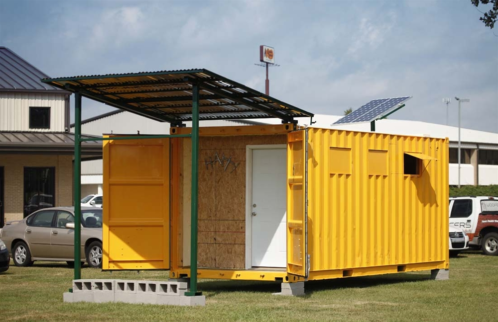 Better Safe Than Sorry | Using Containers During Disasters