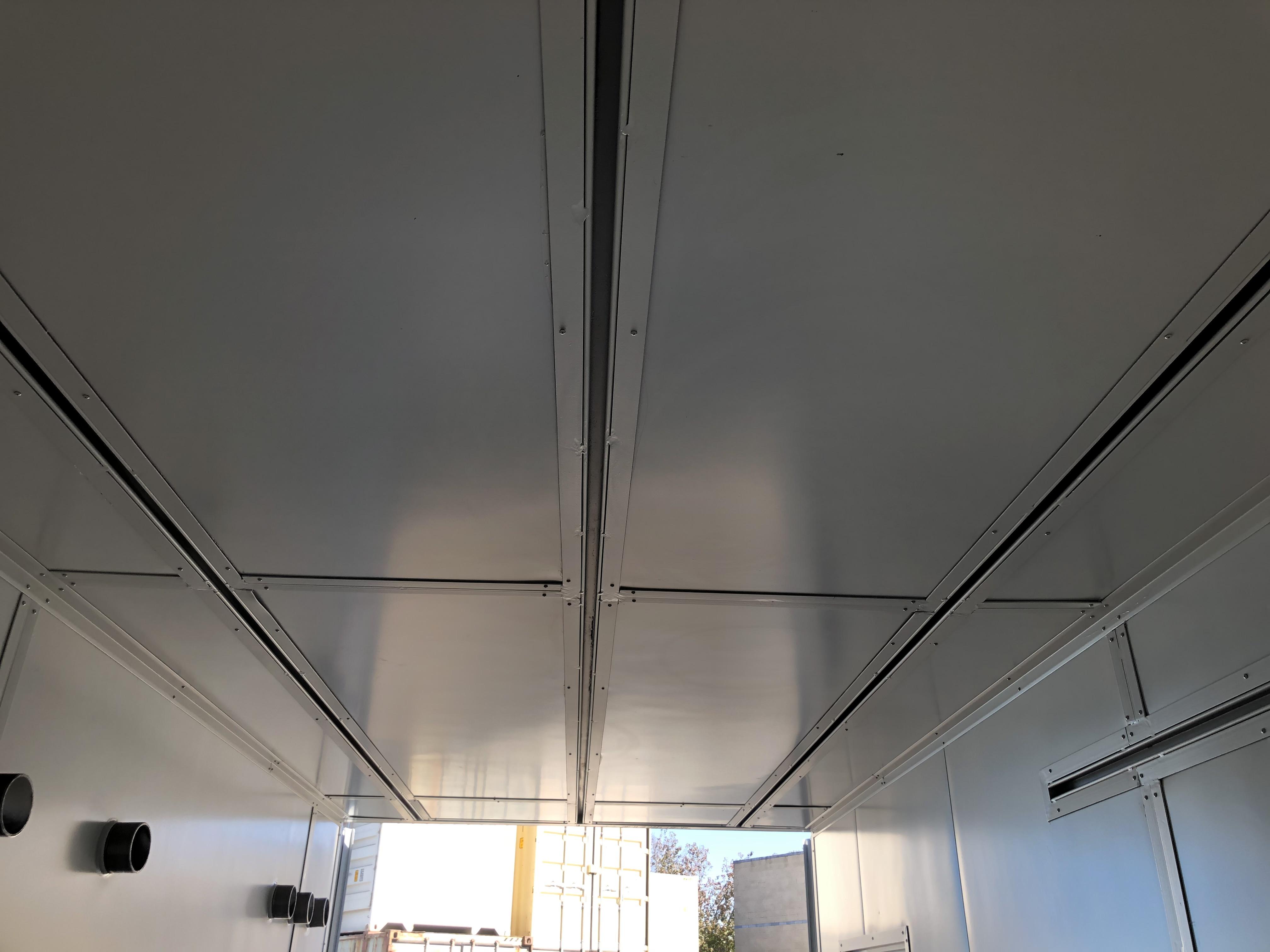 Interior Unistrut view