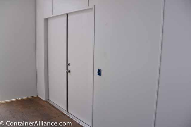 Framed Traditional Insulation Door