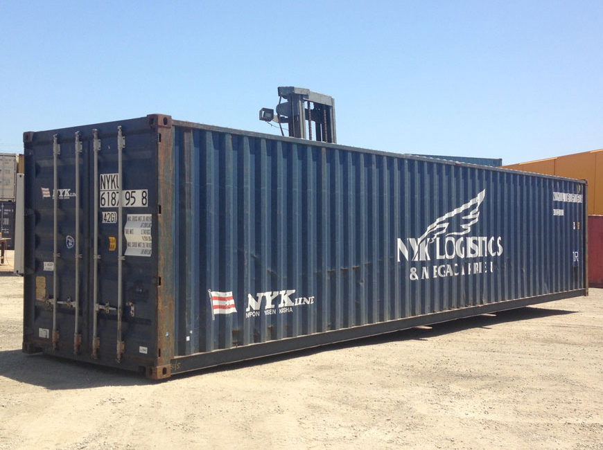 40' IICL-5 Container Side 2