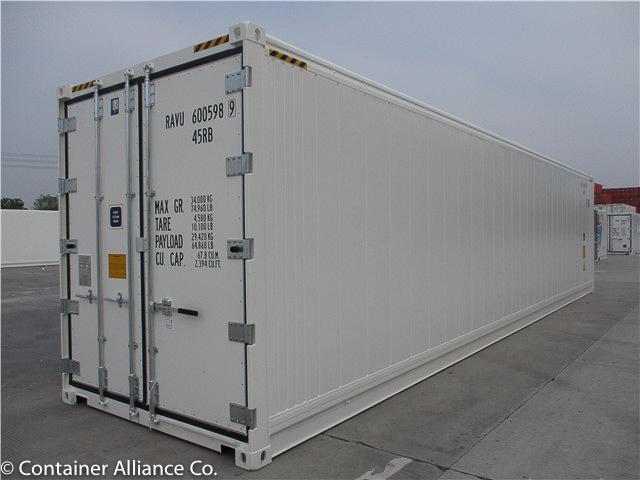 40'HC Refrigerated Container