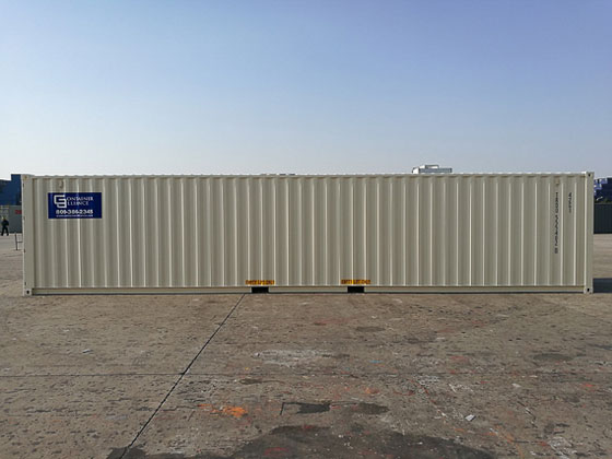 40' One Trip Container Top