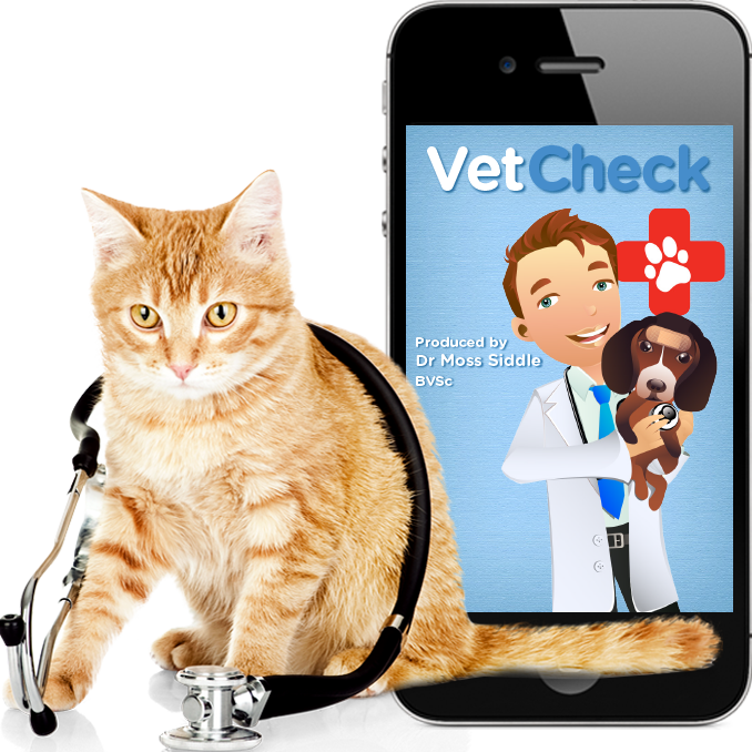 Happy, healthy pets use VetCheck