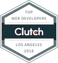 Clutch Best Web Developers 2018