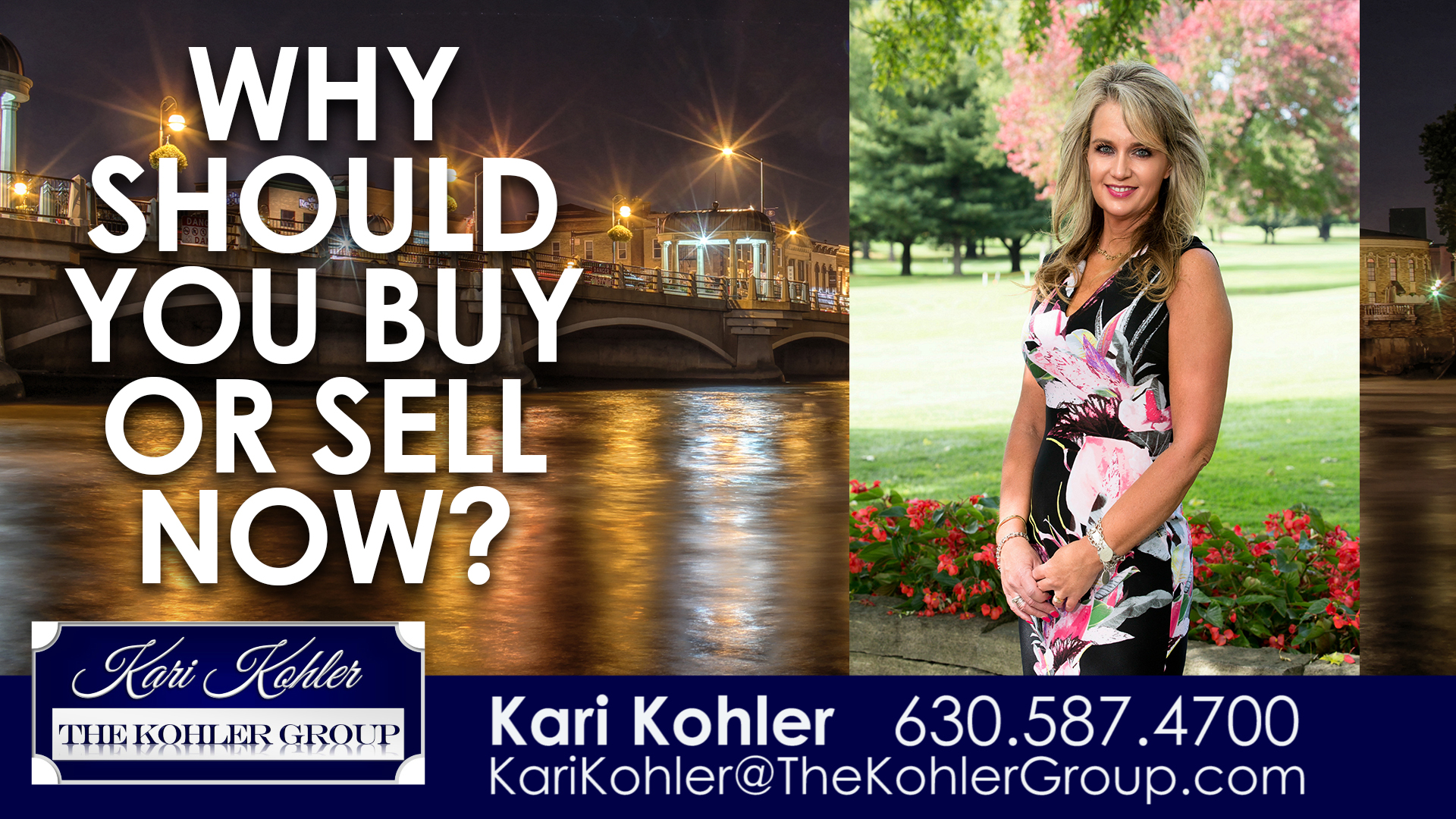 Why Should You Buy or Sell Now?