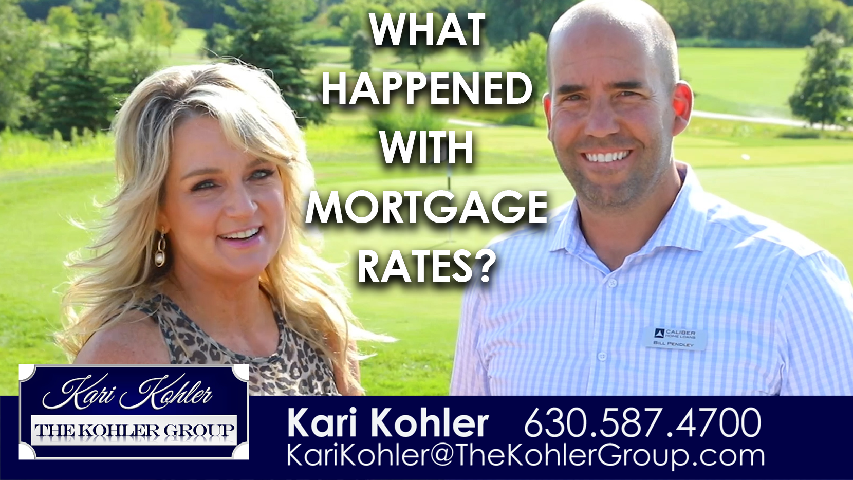 What Happened With Mortgage Rates?