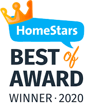 Winner of Best of Homestars 2020