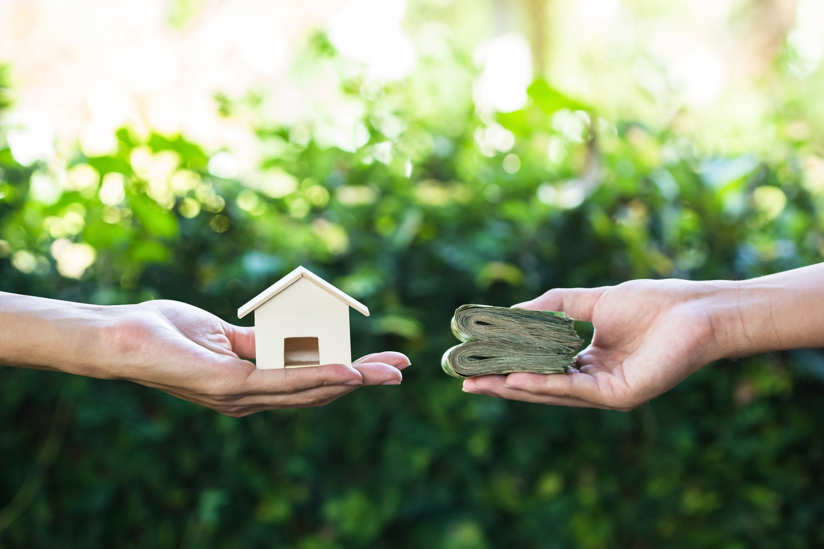 What Taxes Do I Pay When Selling My House