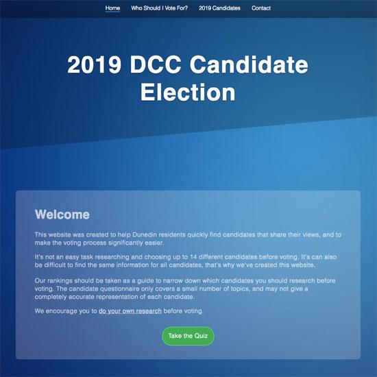 My Dcc Vote