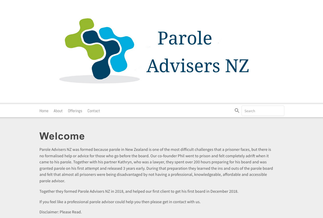 Parole Advisers NZ