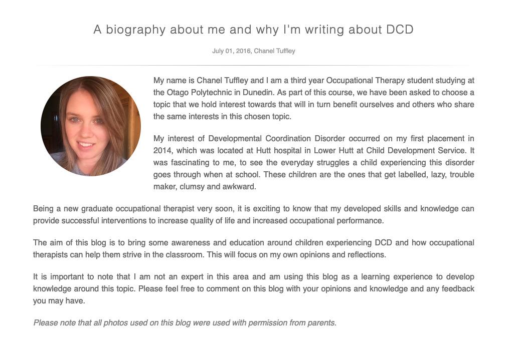 Understanding DCD