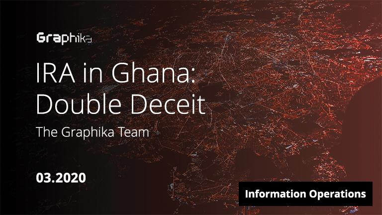 IRA in Ghana: Double Deceit image