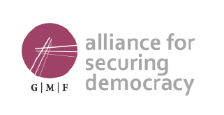 Allegiance for securing democracy logo