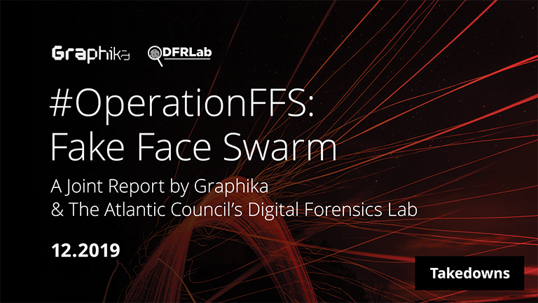 #OperationFFS: Fake Face Swarm image