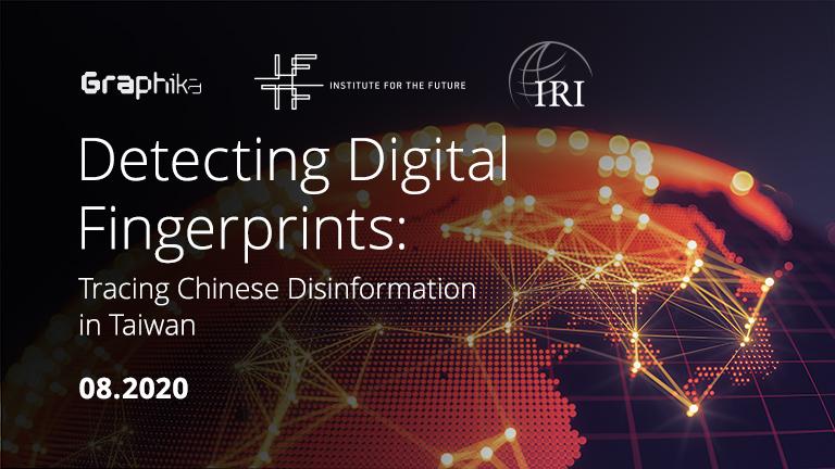 Detecting Digital Fingerprints: Tracing Chinese Disinformation in Taiwan image