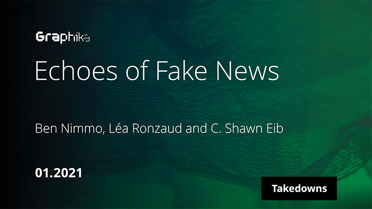 Echoes of Fake News image