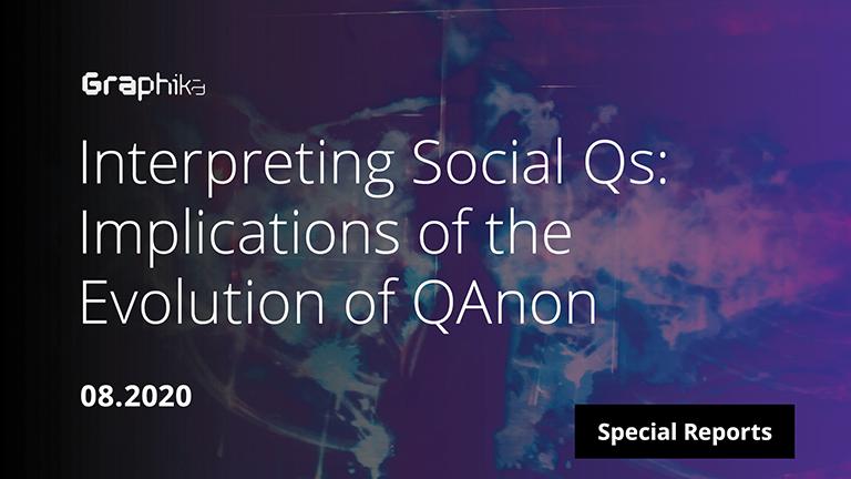Interpreting Social Qs: Implications of the Evolution of QAnon image
