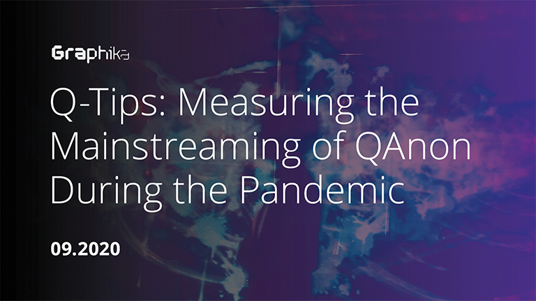 Q-Tips: Measuring the Mainstreaming of QAnon During the Pandemic image